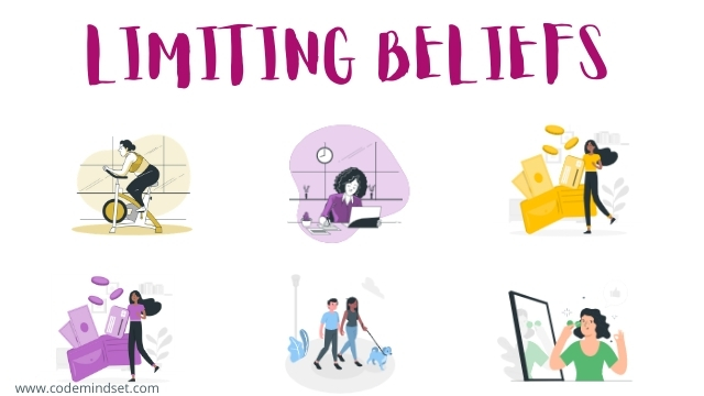Self-limiting beliefs can affect many areas of your life and stop you by living life you want.